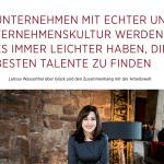Unternehmenskultur - Bindung von Talenten