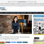 Startup Valley - Gründer